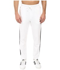 Adidas Bb Sweatpants White Black Men's Casual Pants
