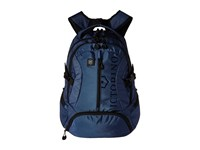 Victorinox Vx Sport Scout Laptop Backpack Blue Black Logo Backpack Bags Navy