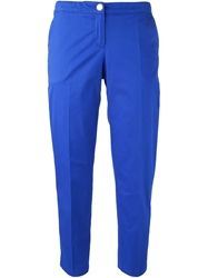Armani Jeans Slim Fit Cropped Trousers