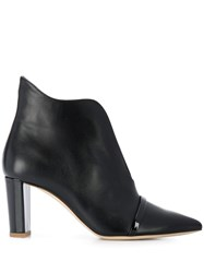 Malone Souliers Pointed Toe Boots Black