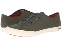 Seavees 08 61 Army Issue Low Nylon Military Olive Men's Lace Up Casual Shoes