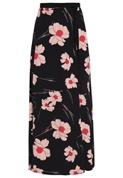 Stefanel Maxi Skirt Black