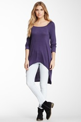 24 7 Comfort Batwing Sleeve Tunic Plus Size Available Blue