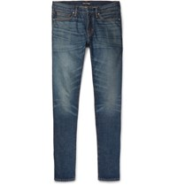 Tom Ford Slim Fit Selvedge Denim Jeans Blue