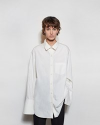 Yang Li Oversized Shirt Off White