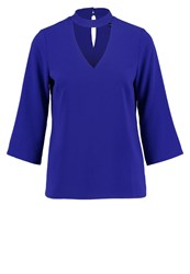 Dorothy Perkins Blouse Cobalt Royal Blue