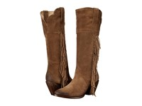 Lucchese Gallop Bridle Brown Cowboy Boots