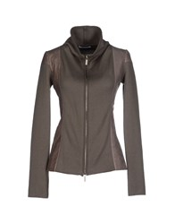 Gentryportofino Coats And Jackets Jackets Women Dove Grey