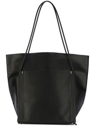 Building Block 'Pocket' Tote Black