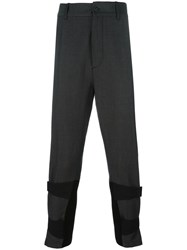 Ann Demeulemeester Albert Trousers Grey