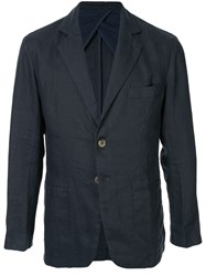 Venroy Unlined Blazer Blue