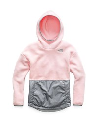 The North Face Riit Fleece Pullover Hoodie Pink