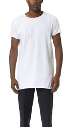 Won Hundred Lawrence Long Tee White