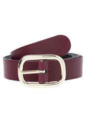 Zign Belt Bordo Bordeaux