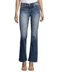 Miss Me Faded Boot Cut Jeans Med 172
