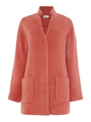 Noa Noa Coat Rose