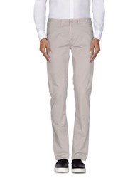 No Lab Trousers Casual Trousers Men Light Grey