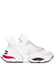 Dsquared2 The Giant Sneakers White