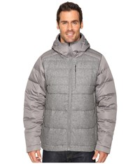 Nau Dual Down Jacket Cape Heather Men's Coat Gray