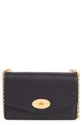 Mulberry 'Postman's Lock' Leather Crossbody Clutch