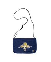 Little Earth Florida Panthers Mini Jersey Purse Team Color