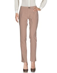 Cristinaeffe Casual Pants Camel