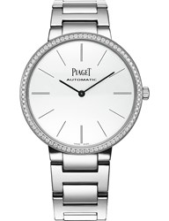Piaget G0a40112 Altiplano 18Ct White Gold And Diamond Watch
