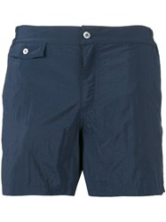 Incotex Swim Shorts Blue
