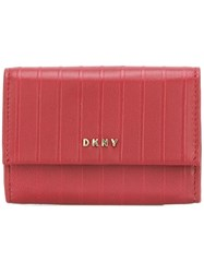 Dkny Foldover Wallet Red