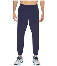 Asics Condition Stretch Woven Pants Peacoat Workout Blue