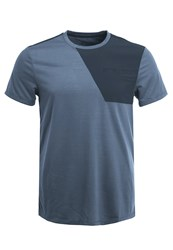 Your Turn Active Sports Shirt Orion Blue Dark Blue