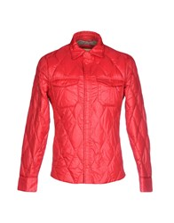 Bpd Be Proud Of This Dress Down Jackets Red