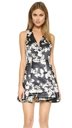 Alice Olivia Tanner Flower Dress Southern Blossom