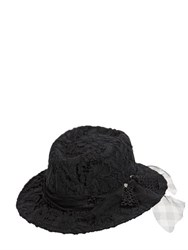 Maison Michel Andre Lace And Rabbit Fur Felt Hat
