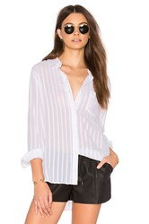 Rails Charli Button Up White
