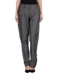 Oblique Casual Pants Lead