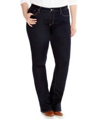 Levi's Plus Size 315 Shaping Bootcut Jeans