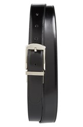 Dunhill Classic Leather Belt Black