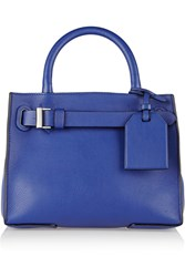 Reed Krakoff Rk40 Small Leather Tote Blue
