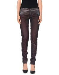 Sexy Woman Trousers Casual Trousers Women Deep Purple