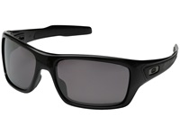 Oakley Turbine Polished Black Prizm Daily Polarized Sport Sunglasses