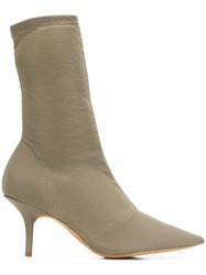 Yeezy Yz6111295 Tau Artificial Artificial Leather Nude And Neutrals
