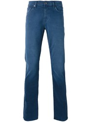 J Brand Tyler Slim Fit Jeans Men Cotton Spandex Elastane 33 Blue