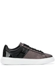 Hogan Metallic Low Top Sneakers 60