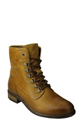 Taos Women's Ringer Boot Yellow Leather