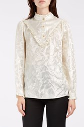Paul And Joe Lurex Jacquard Shirt 12