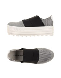 Fessura Footwear Low Tops And Trainers Women Black