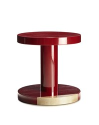 Moooi Common Comrades Seamstress Side Table Red