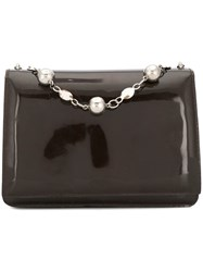 Pierre Cardin Vintage 1960'S Wallet And Chain Bag Brown