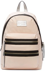 Marc By Marc Jacobs Pink Domo Arigato Packrat Backpack